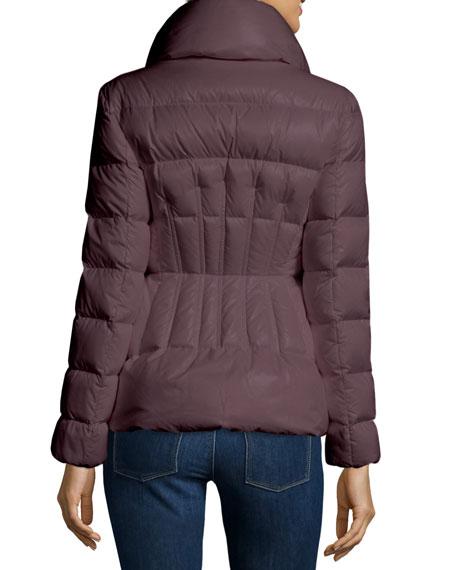 Danae Quilted Puffer Coat