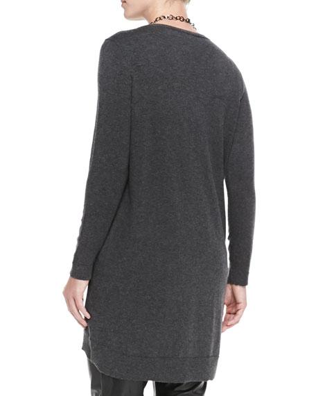 Ginni Knit Long Tunic, Plus Size