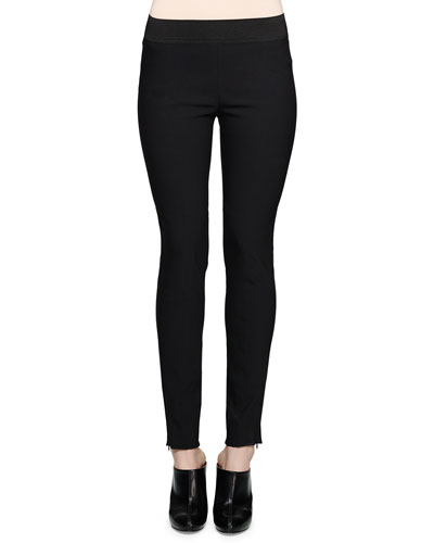Ivy Flat-Front Leggings