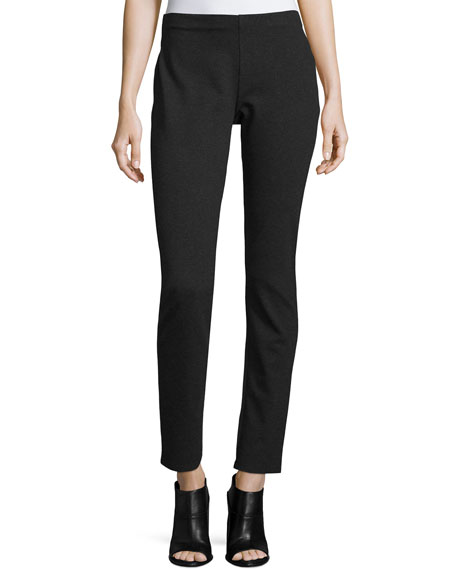 Eileen Fisher CLSSC VS PONTE SLIM PANT