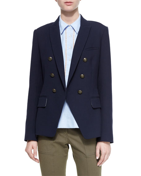 Captain Double-Breasted Jacket