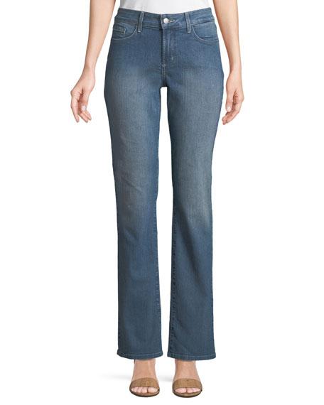 NYDJ Marilyn Straight-Leg Jeans