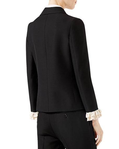 Silk-Wool Jacket