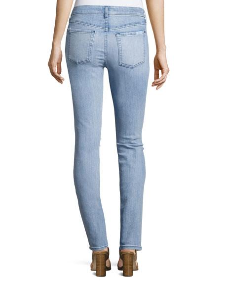 Destroyed Skinny Jeans, Bright Bristol