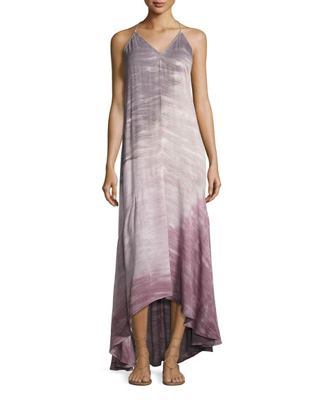 Young Fabulous and Broke Shanice Tie-Dye Ombre Sleeveless
