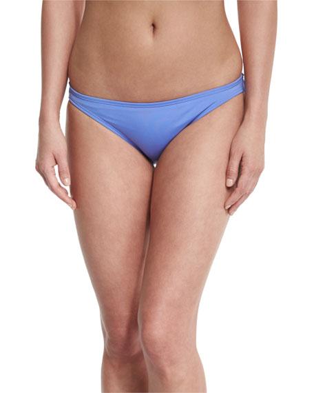 plage du midi classic swim bottom, adventure blue