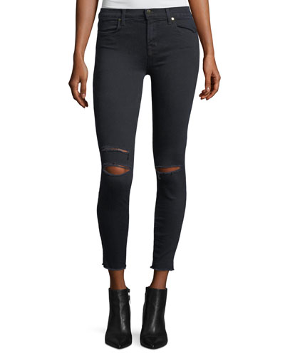 8227 Photo Ready Ankle Super Skinny Jeans