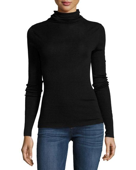 Joie Cenelle Wool/Silk Turtleneck Sweater