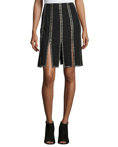 LaMarque Kailasa Studded Carwash Skirt