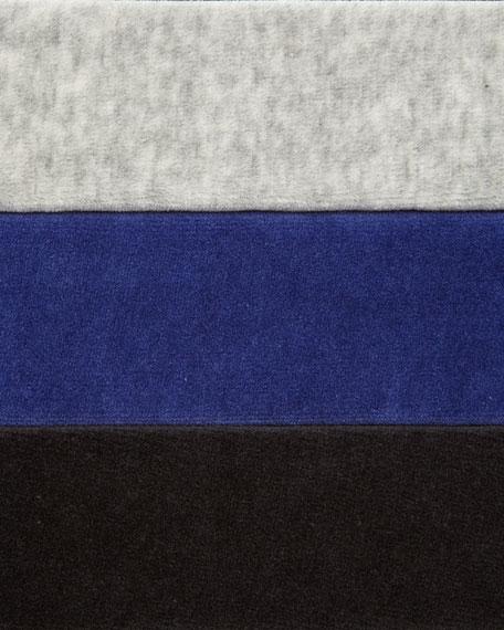 Velour 4-Pocket Long Jacket