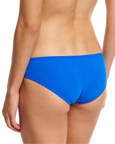 Emelia Strappy Swim Bottom, Cobalt Blue