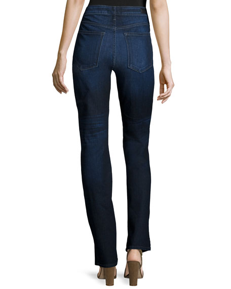 Faith Straight-Leg Jeans, Luther