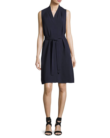 Kobi Halperin Mazie Sleeveless Dress, Blue