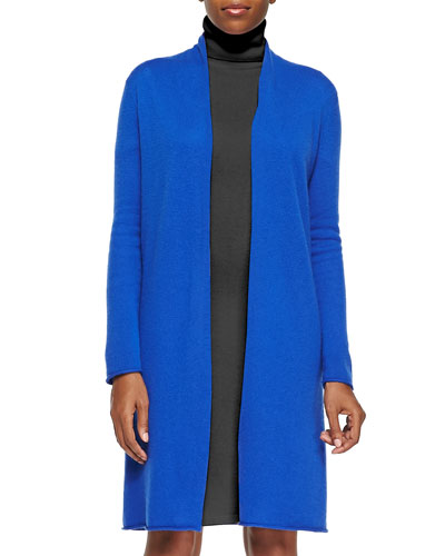 Cashmere Duster Cardigan