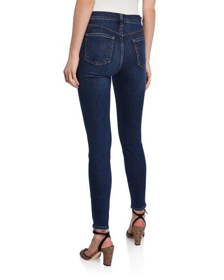 Maria High-Rise Super-Skinny Jeans