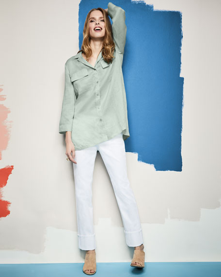 Fran Gemma Cloth Blouse