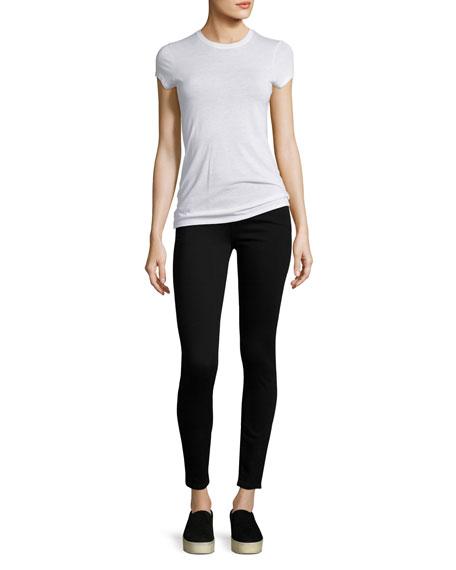 Verdugo Ankle Skinny Jeans, Black Shadow
