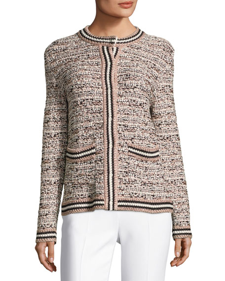 M Missoni Lurex?? Tweed Jacket