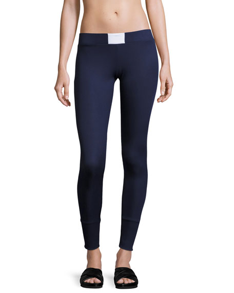 Heroine Sport Performance Leggings, Ink