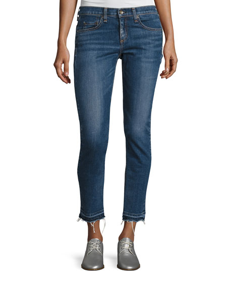 rag & bone/JEAN Dre Skinny Capri Jeans with