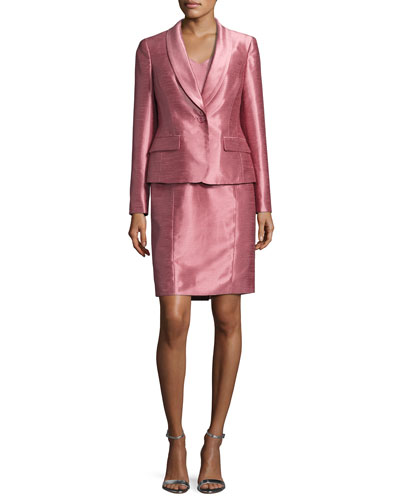 Albert Nipon Clothing : Sheath Dresses & Dress Suits at Neiman Marcus
