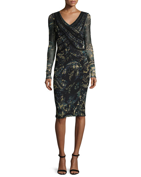 DRESSES - Long dresses Fuzzi Official Site For Sale Manchester Great Sale Cheap Online Clearance 100% Guaranteed Designer Sale 100% Guaranteed GBejAzDF