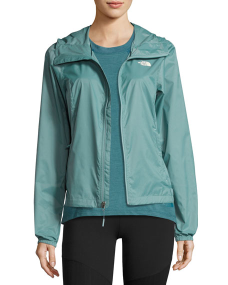 The North Face Cyclone 2 Hooded Track Jacket,