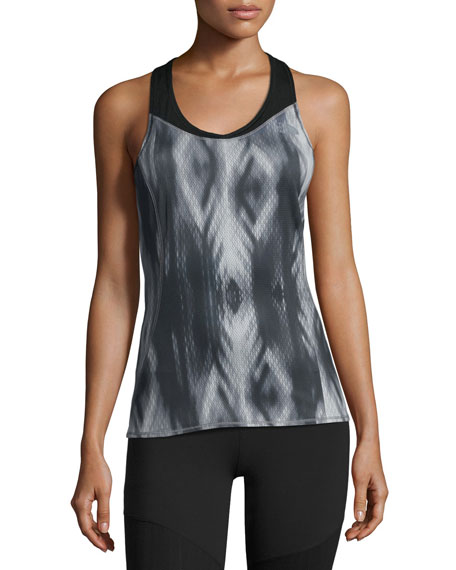 The North Face Runagade Mesh Tank Top, Black