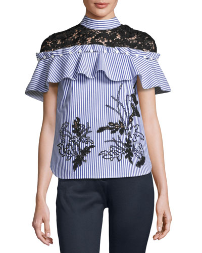 Self Portrait Clothing Dresses Amp Jumpsuits At Neiman Marcus