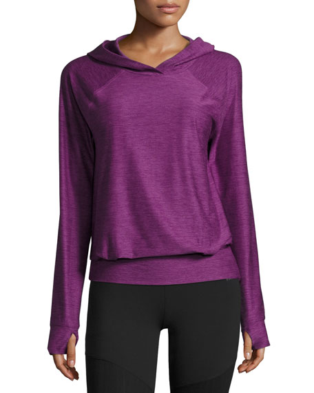 The North Face Motivation Jersey Hoodie, Wood Violet