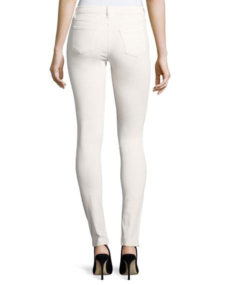 Emma Mid-Rise Skinny Jeans, Al Rush