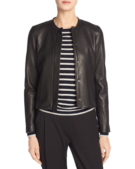 Women S Leather Amp Moto Jackets At Neiman Marcus