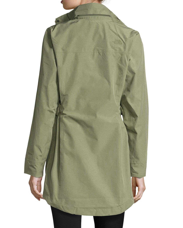 8134bdb5f Tomales Bay Tweed DryVent™ Jacket, Deep Lichen Green