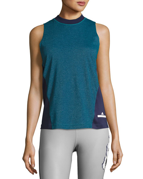 Run Loose climalite® Tank, Blue