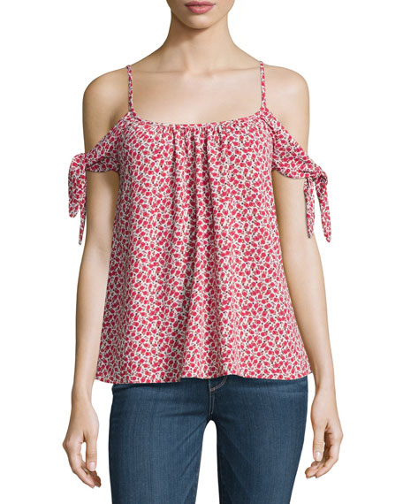 Bailey 44 Montego Bay Floral-Print Top, Multi Pattern