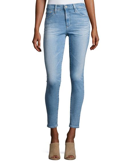 AG Farrah Skinny Ankle Denim Jeans, Indigo