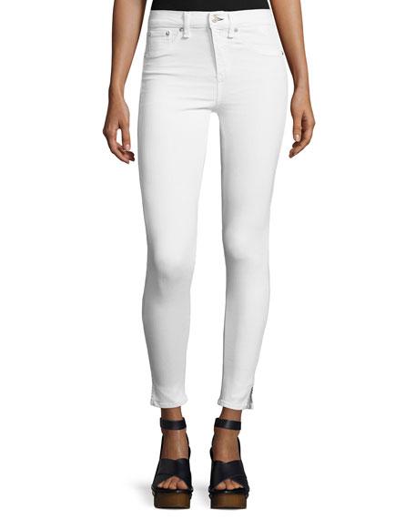 rag & bone/JEAN 10 Inch Capri Jeans with