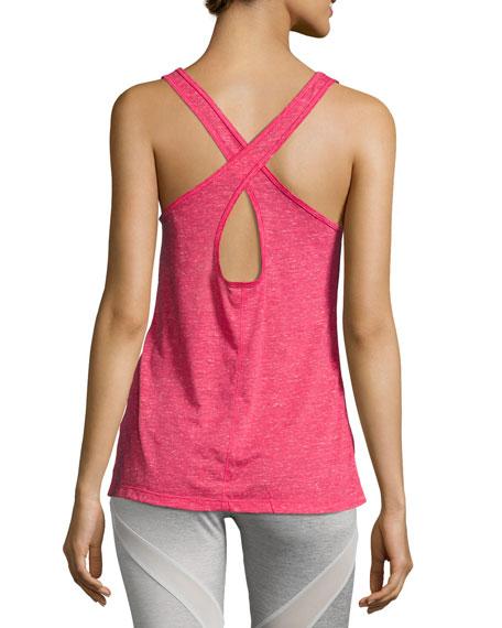 Essential Drirelease® Culture Surf Tank Top, Pink