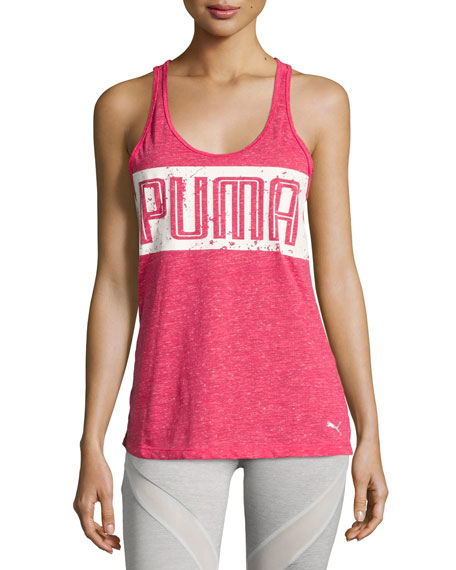Essential Drirelease® Culture Surf Tank Top, Pink