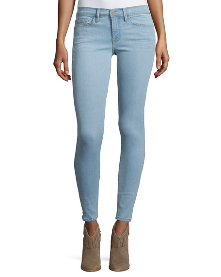 FRAME Le Skinny De Jeanne Ankle Jeans, Condessa