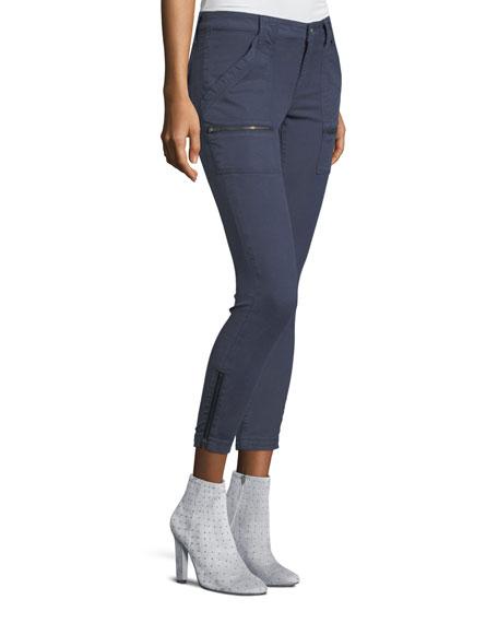 Park Twill Skinny Pants