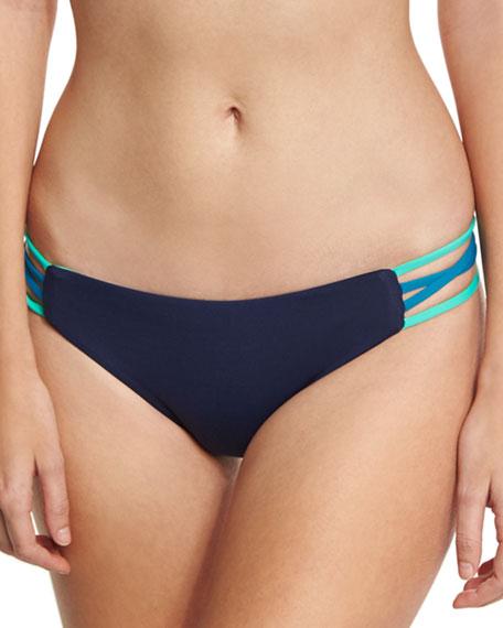L Space Swimwear by Monica Wise Low-Down Reversible
