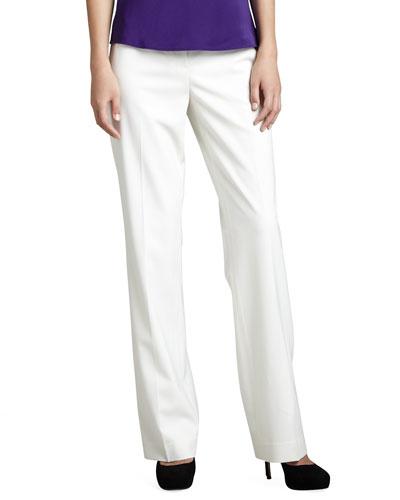 Menswear-Style Pants