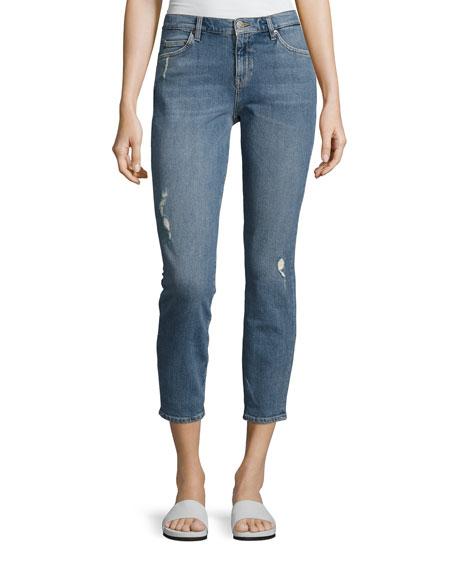 MiH Tomboy Skinny Boyfriend Denim Jeans, Arran