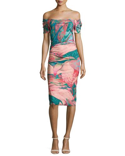 Women&-39-s Cocktail Dresses at Neiman Marcus