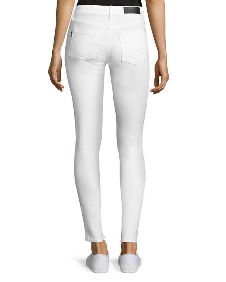 Ava Skinny Jeans, White