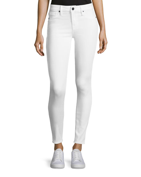 Parker Smith Ava Skinny Jeans, White