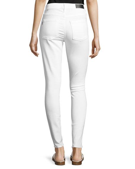 Bombshell Skinny Jeans, White