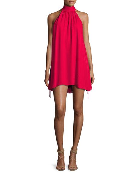 Morrison Sleeveless Silk Dress