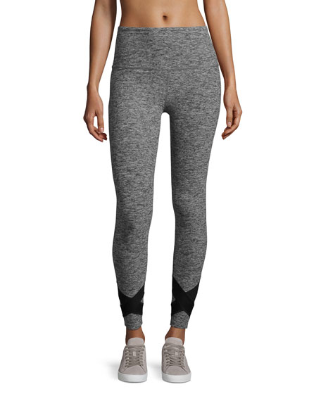 Beyond Yoga X Big Thing Performance Legging, Gray